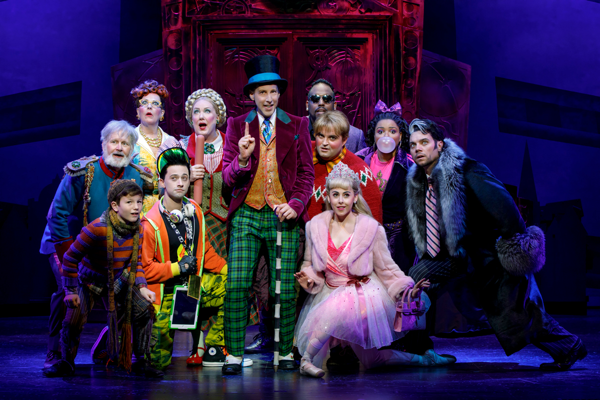 """Charlie & The Chocolate Factory"" From Broadway In Richmond Is A Sweet Treat Your Family Needs"