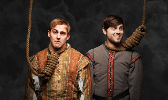 Quill's Rosencrantz And Guildenstern Is A Clever Introduction To Absurd Theatre