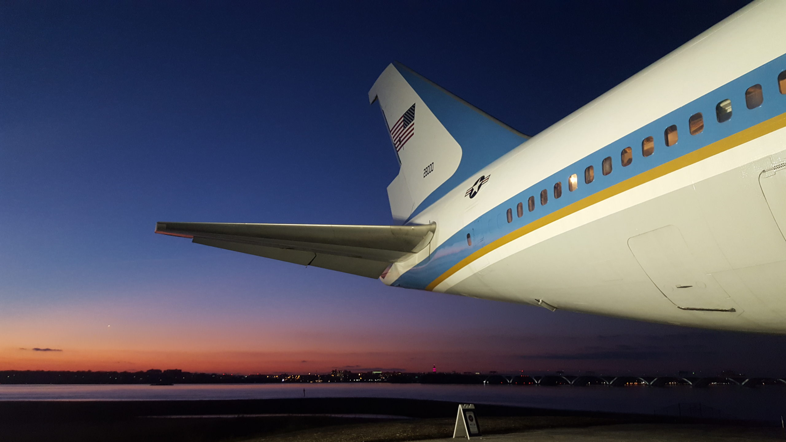 """Air Force One Experience"" Is Another Great Reason To Visit National Harbor"