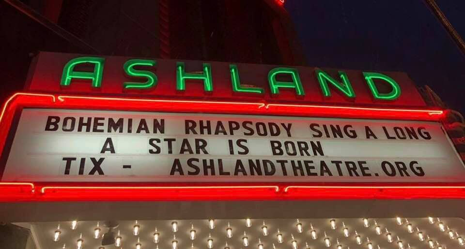 Movie Schedule Includes A Sing-A-Long And Another Popular Movie At Ashland Theatre