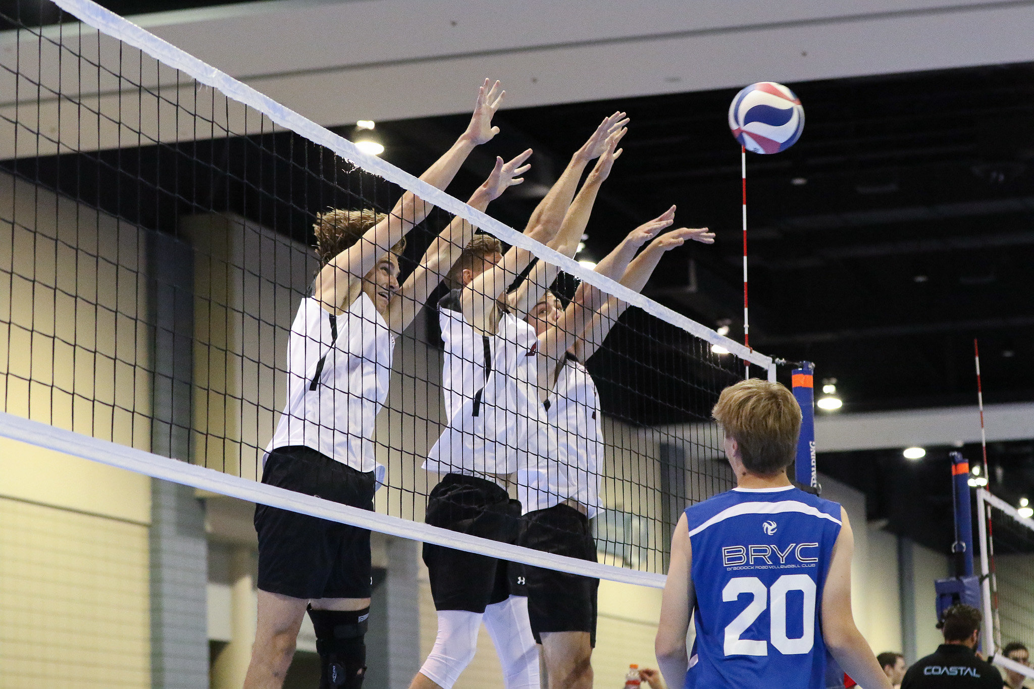 Volleyball Championships To Be Settled At Richmond Volleyball Club