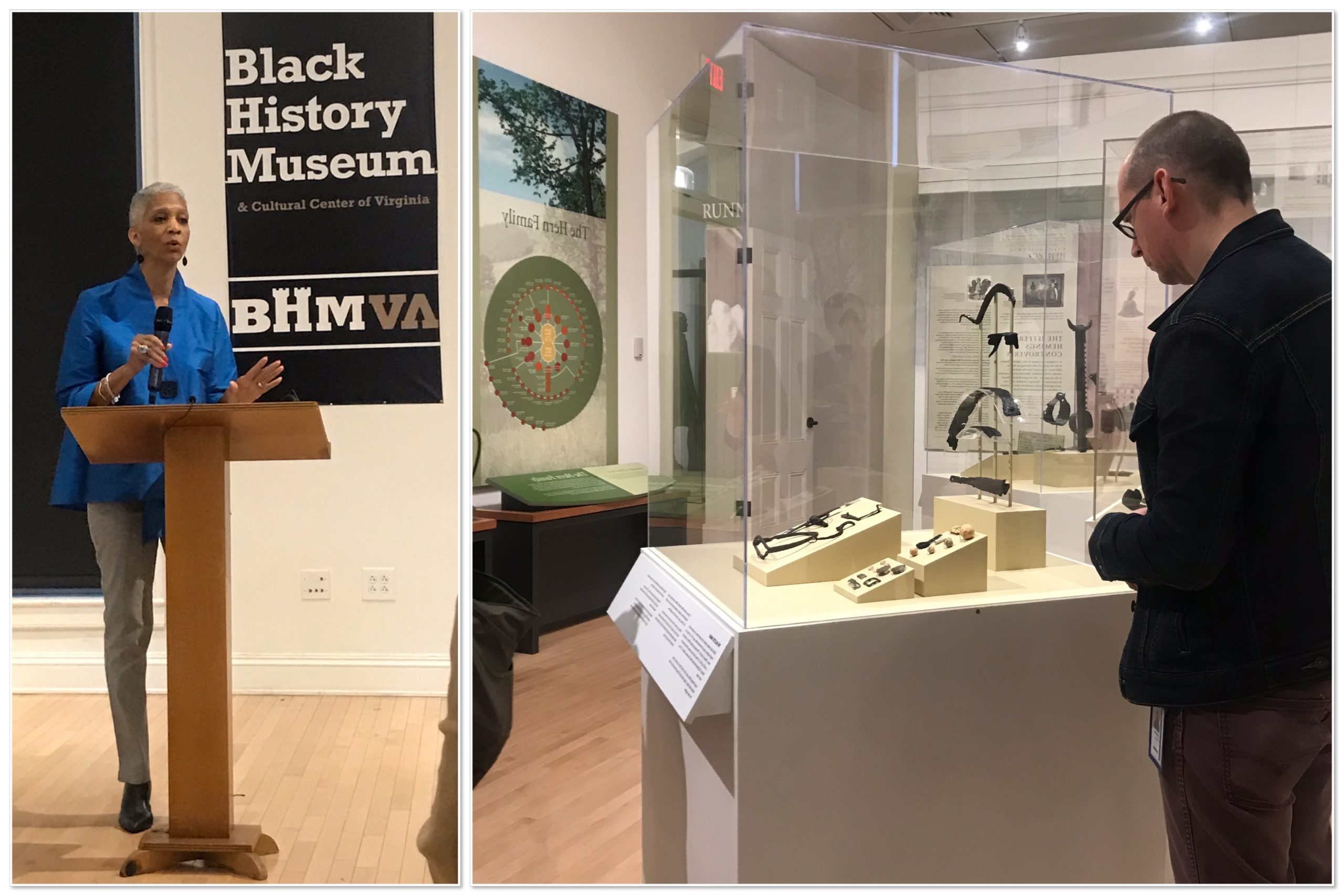 """""""Paradox"""" Exhibit Explores Life At Monticello From The Viewpoint Of The Enslaved Community"""