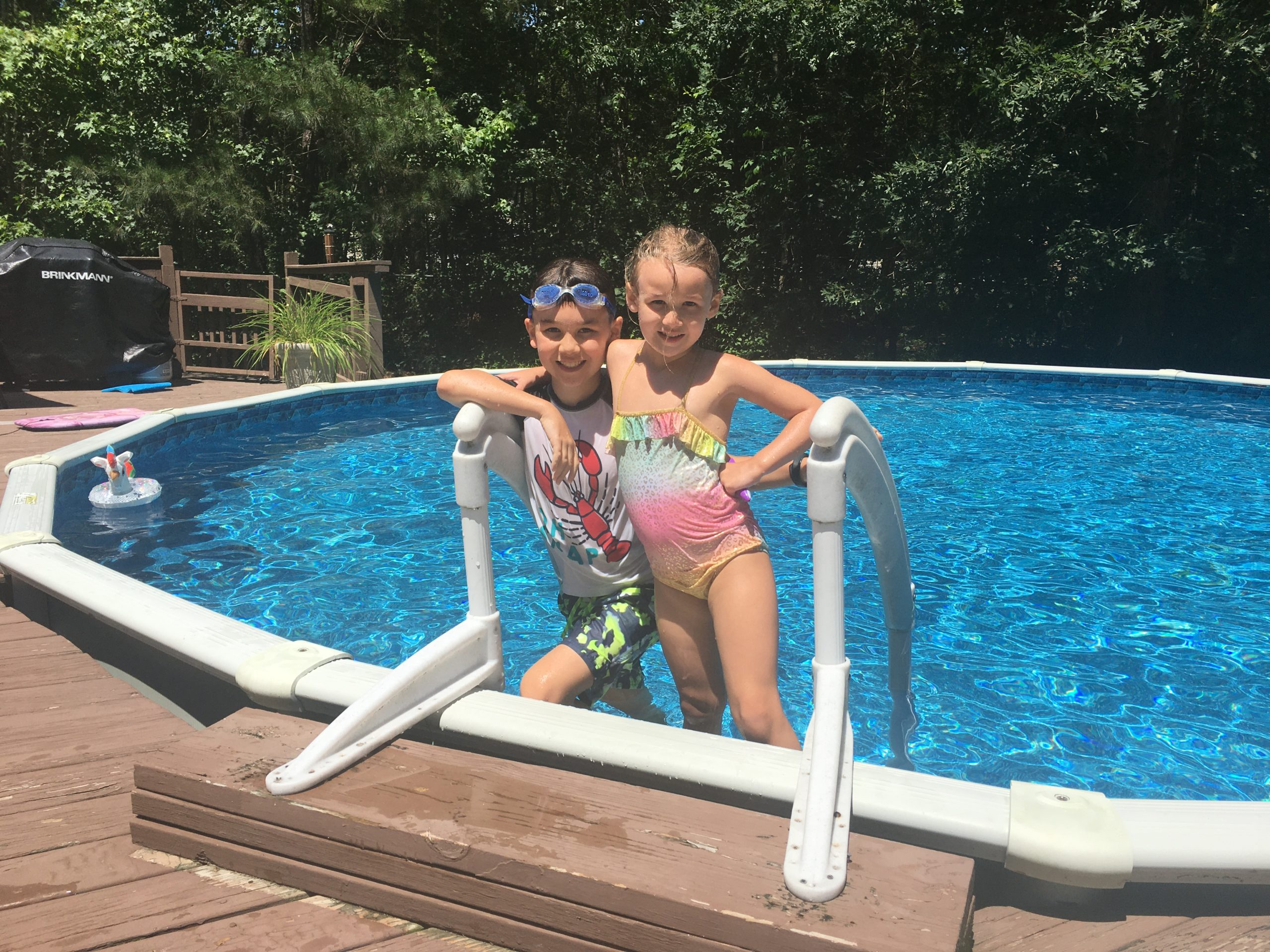 Pool Safety Takes On New Meaning As More Families Are Swimming At Home Richmond Family Magazine
