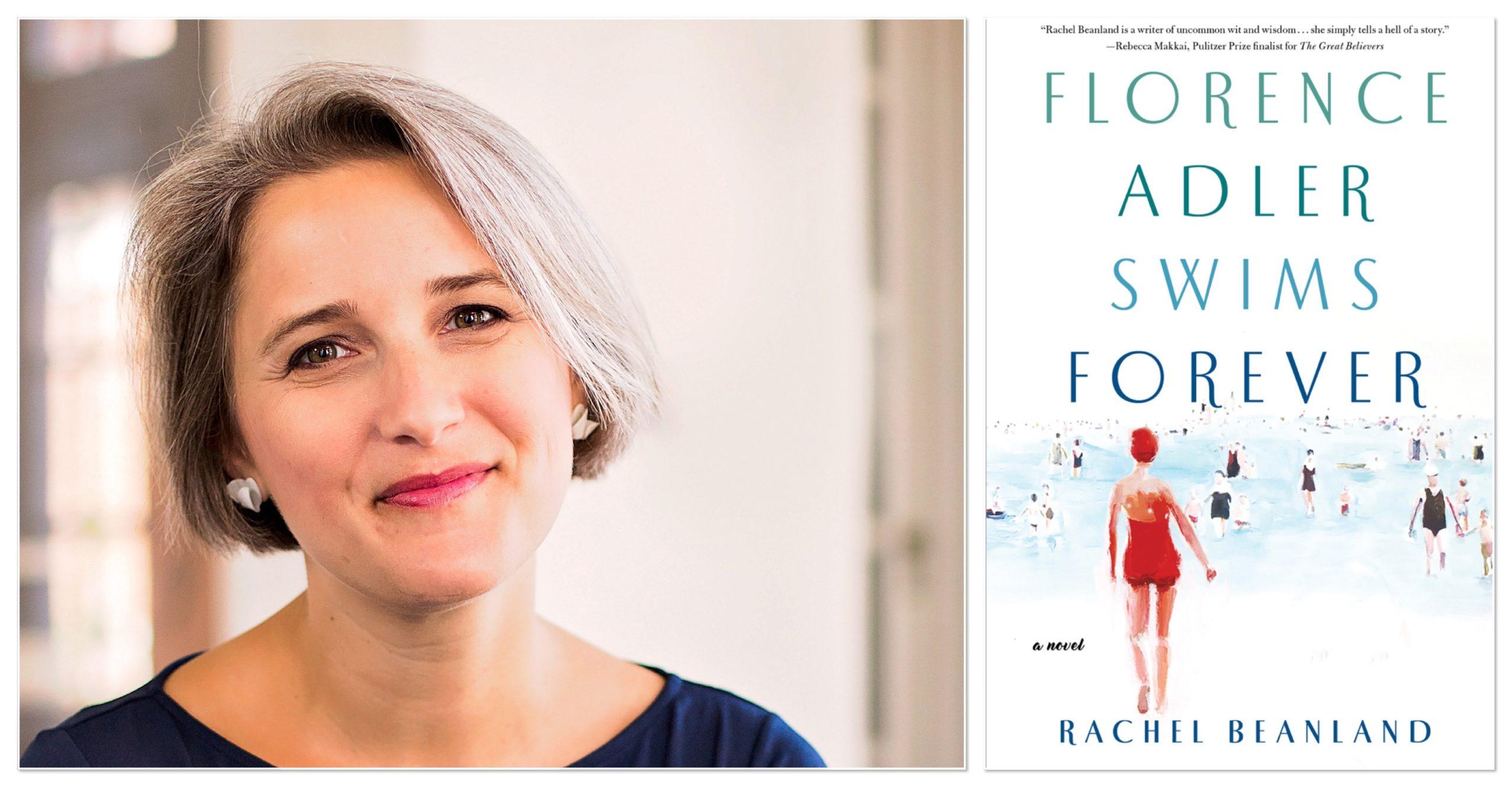 """RFM Bookshelf: """"Florence Adler Swims Forever"""" By Rachel Beanland"""