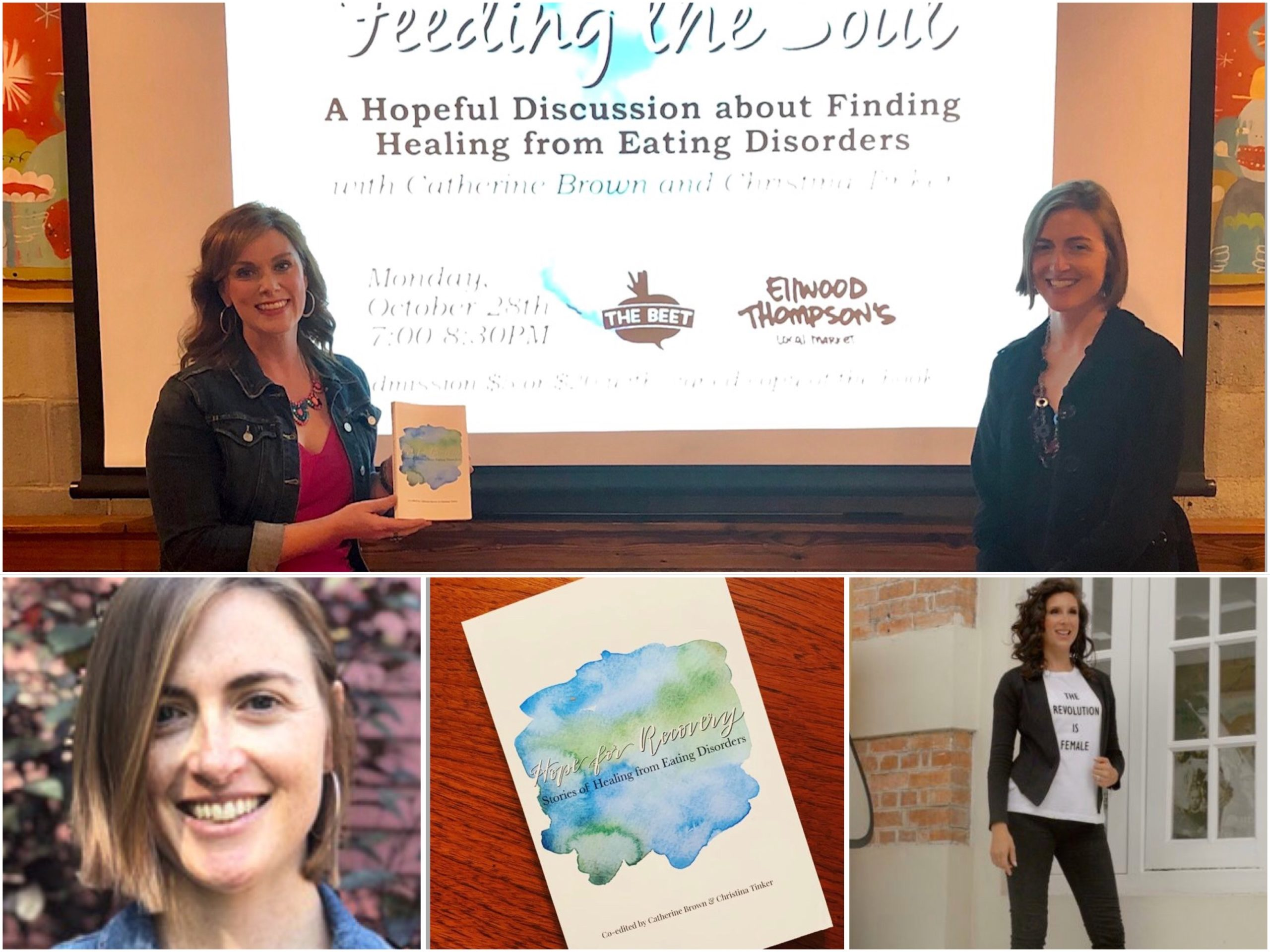 Conference Is Hosted By Eating Disorder Survivors, Features Eva DiVirgilis As Keynote Speaker