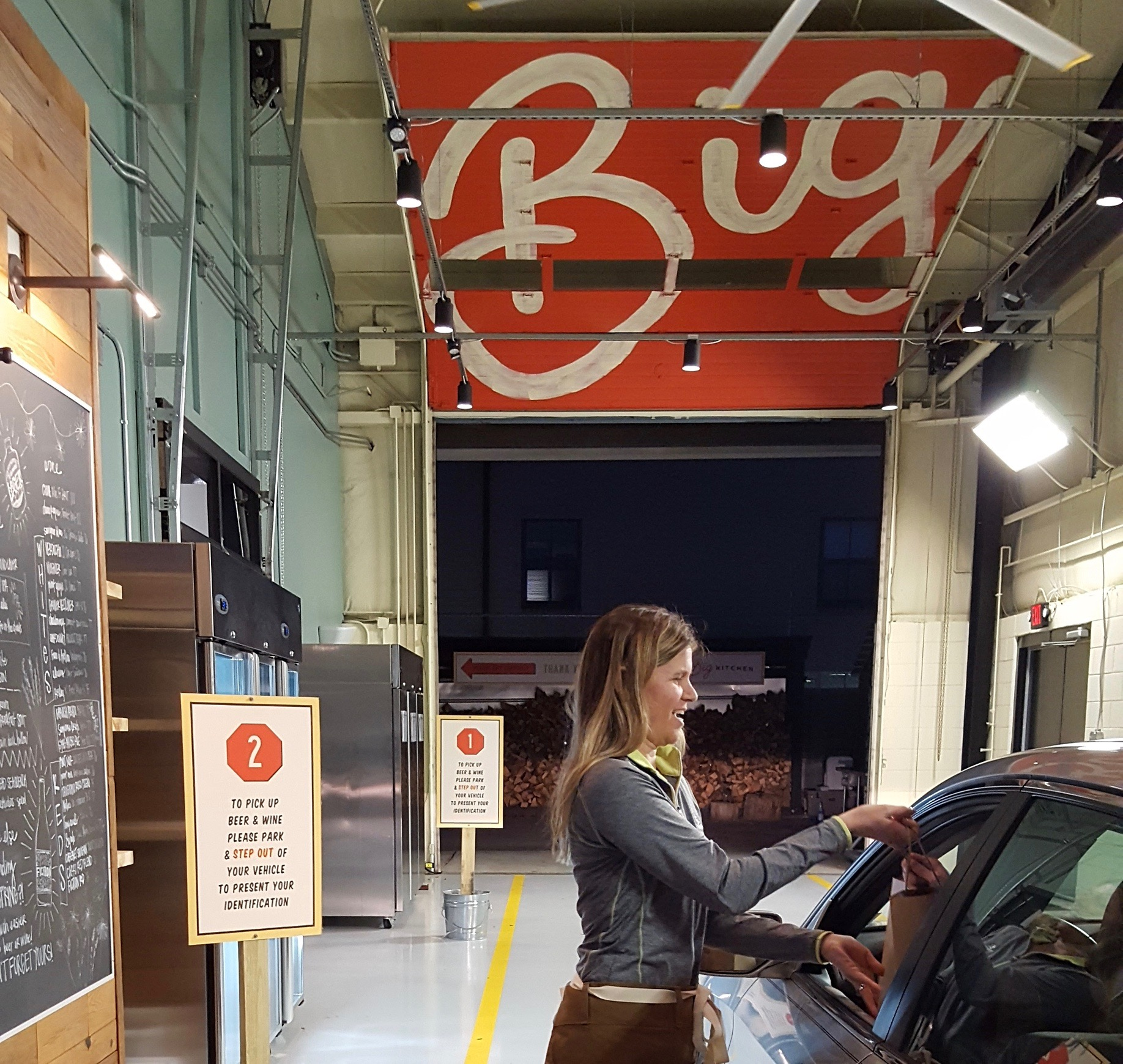 Why Drive-through Dinner At The Big Kitchen Is A Big Hit For Families