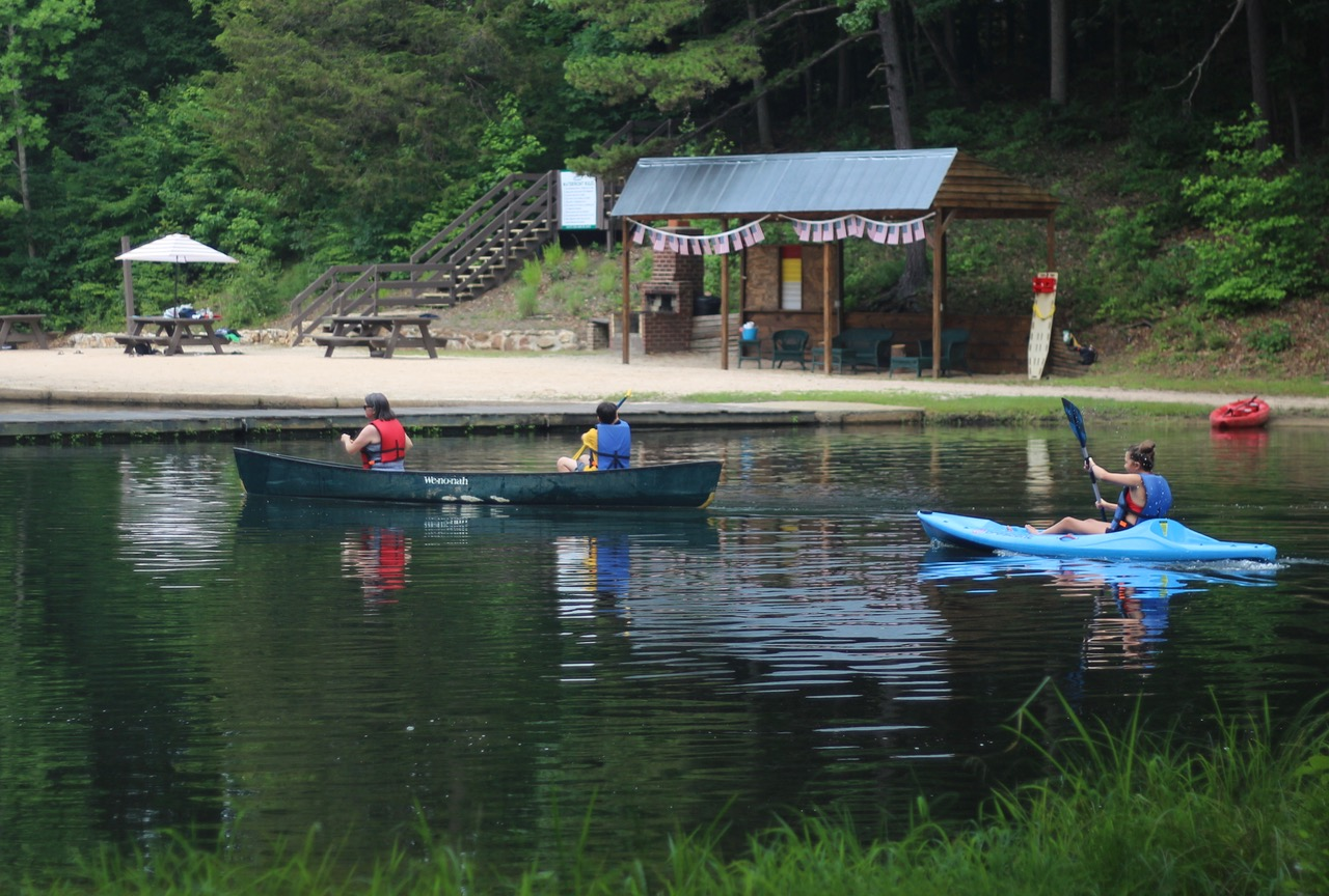 Family Cabins At Camp Friendship Are Just Right For A Summer Retreat
