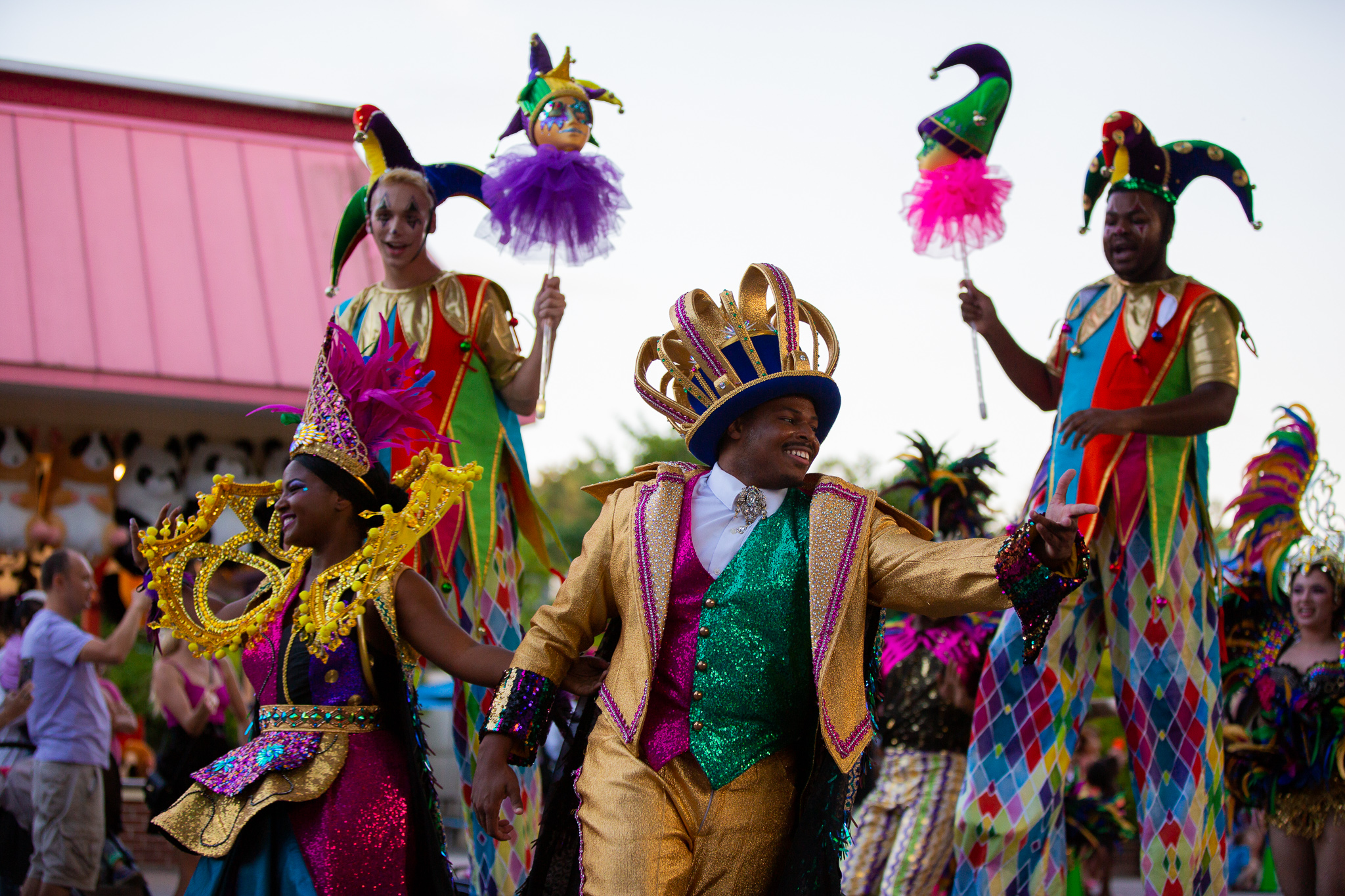 Grand Carnivale At Kings Dominion Is A Feast For The Senses – And A Great Family Value!