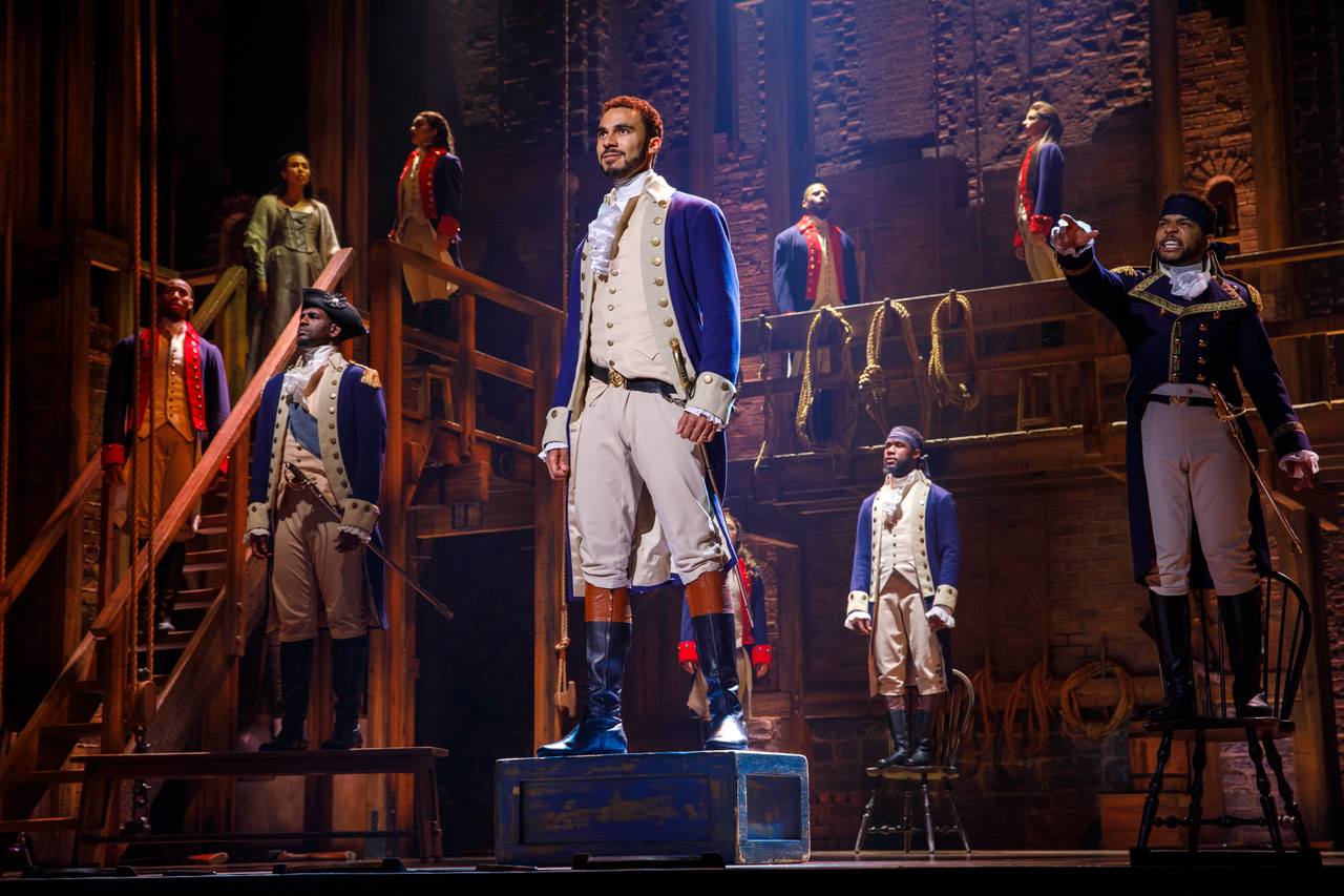 """Hamilton"" At Altria Theatre Lives Up To Historic Hype"