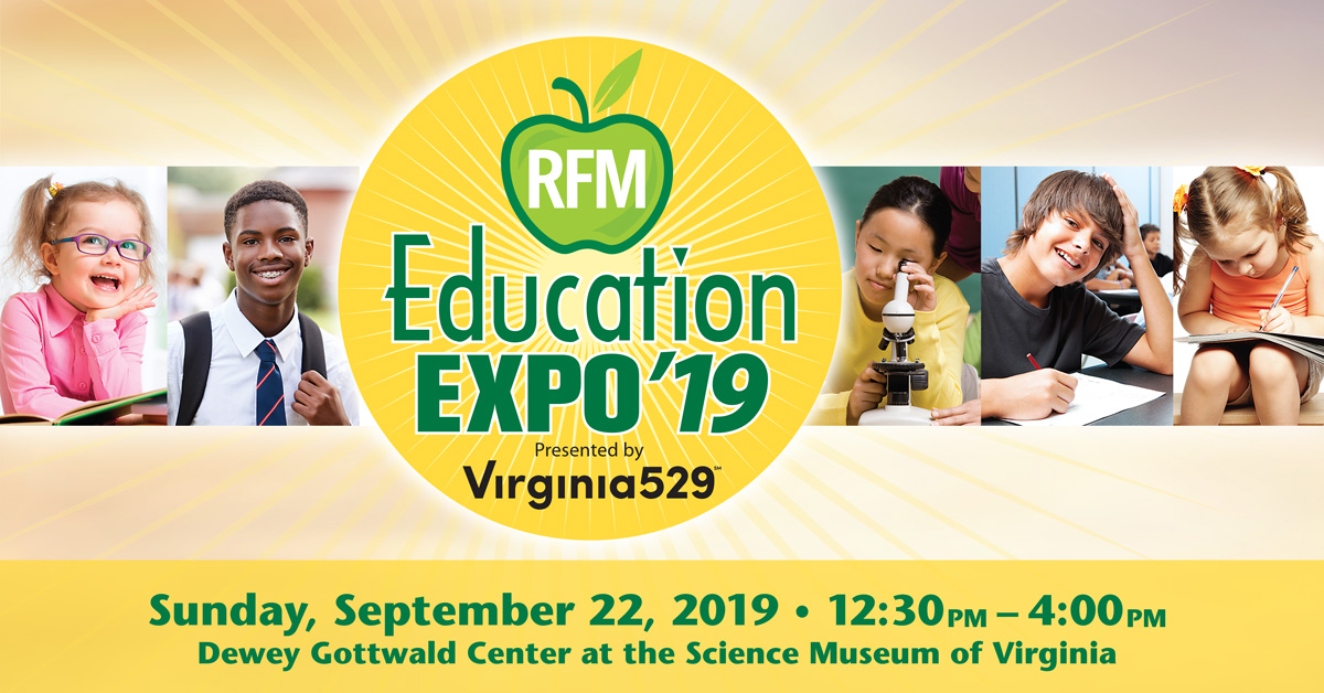 RFM's First-Ever Education Expo Slated For September 22