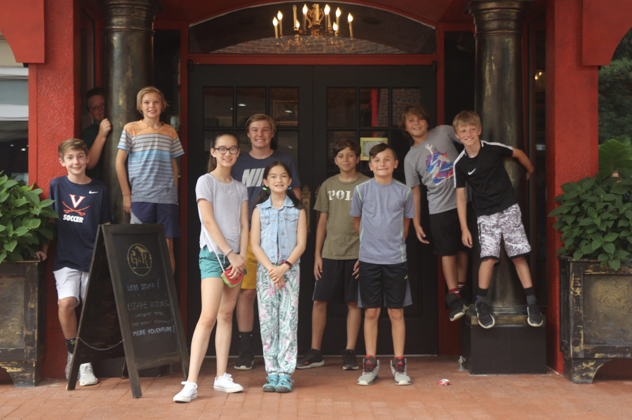 Escape Room Party Is A Birthday Win For The Tween-ish Set