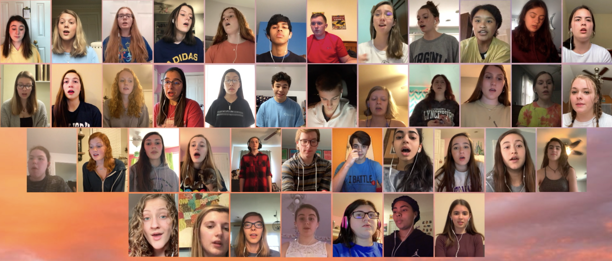 Virtual Choir Performance Continues Godwin High School's Tradition Of Excellence In Voice