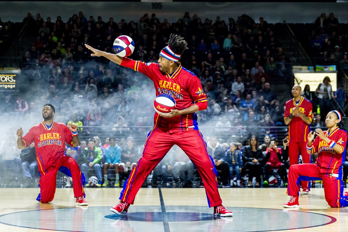 World Record-setting Harlem Globetrotters Hoop It Up For Two RVA Shows
