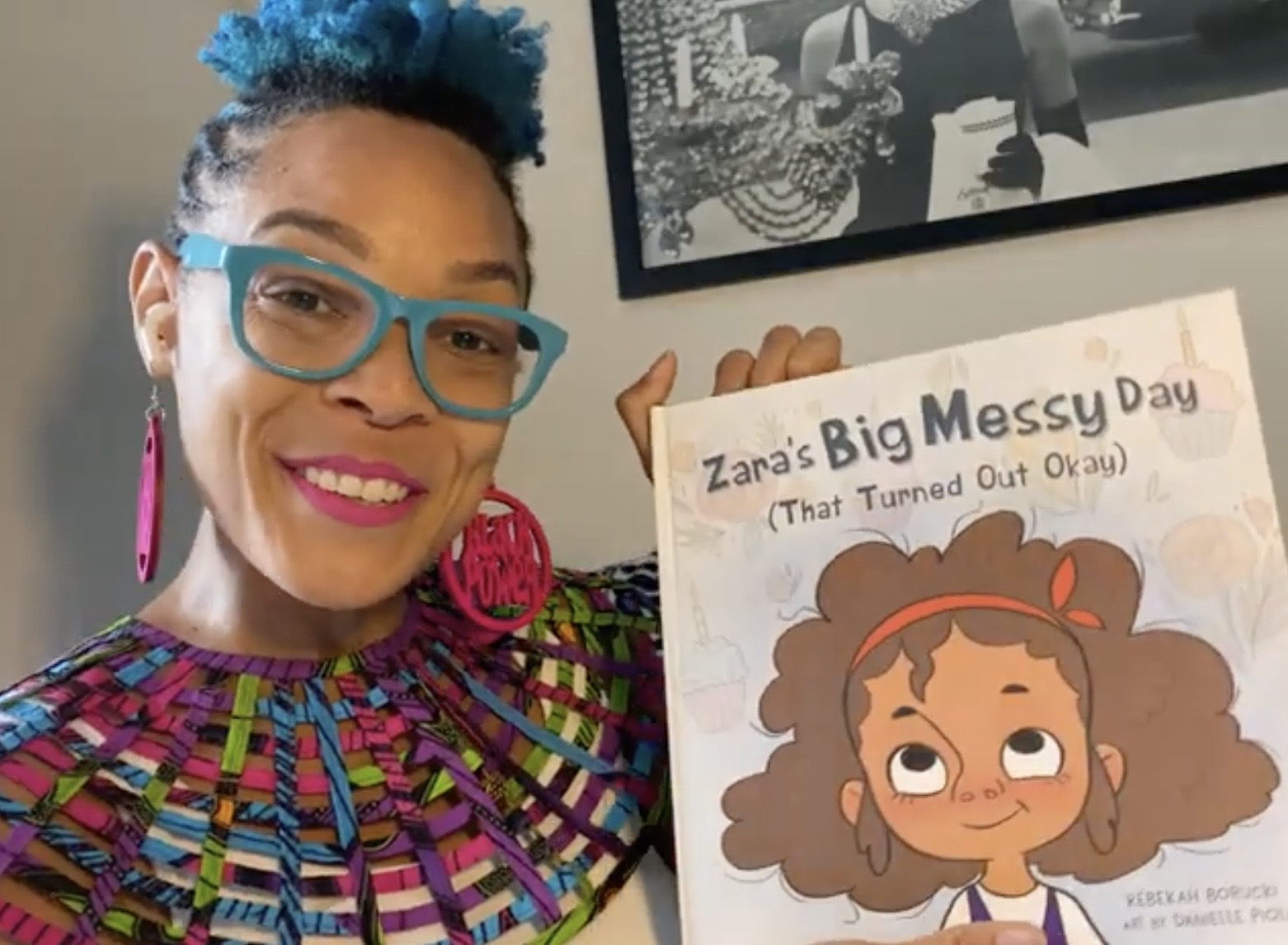 Tiffany Jana's YouTube Story Time Helps Families Learn About Important Concepts Of Identity