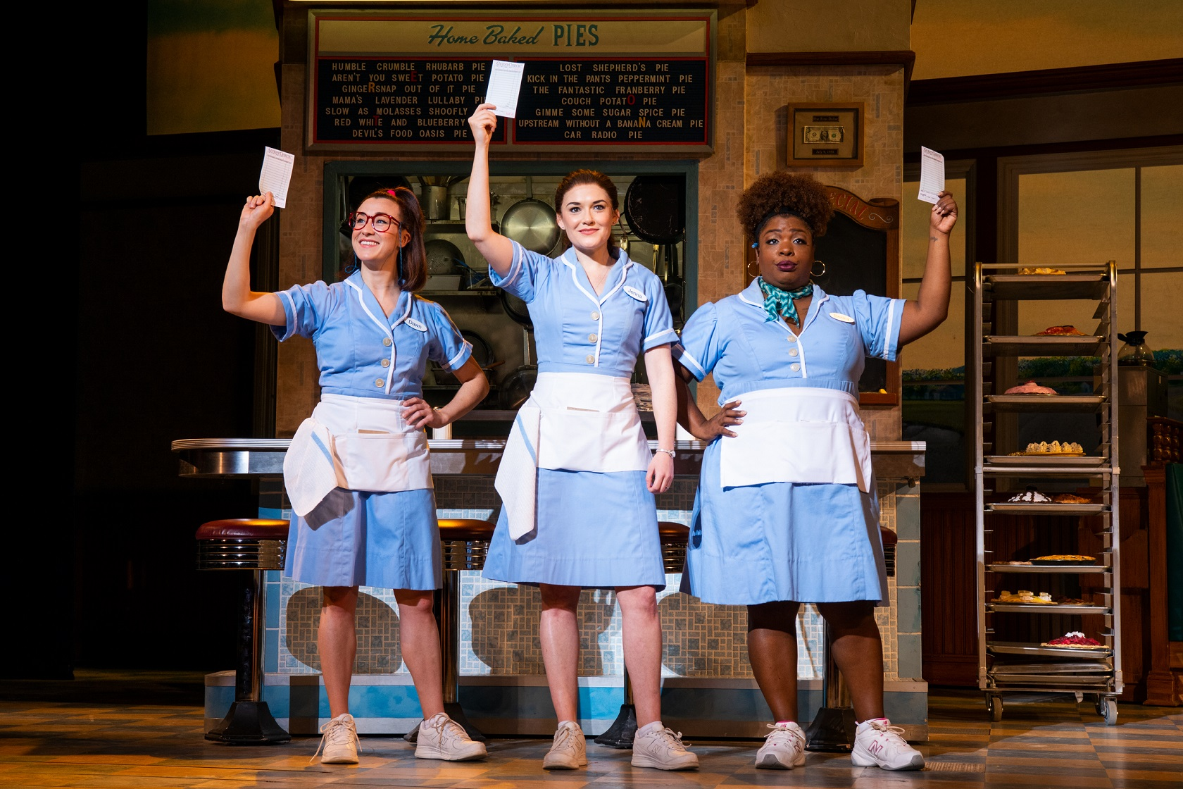 Waitress Is Innovative, Sassy, Thought-provoking, Joyful – And Not To Be Missed!