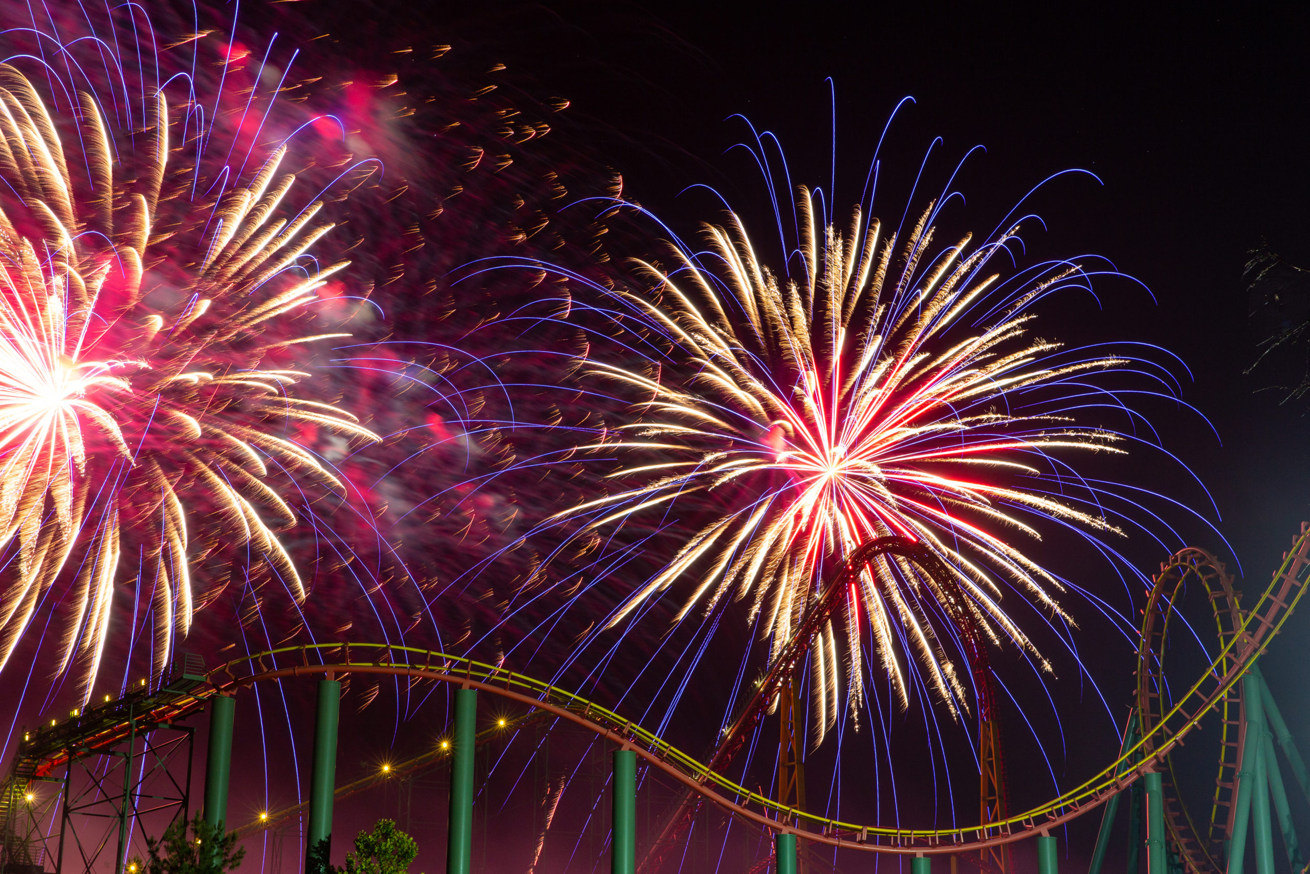 Kings Dominion Has A 4th Of July Deal For Military Families