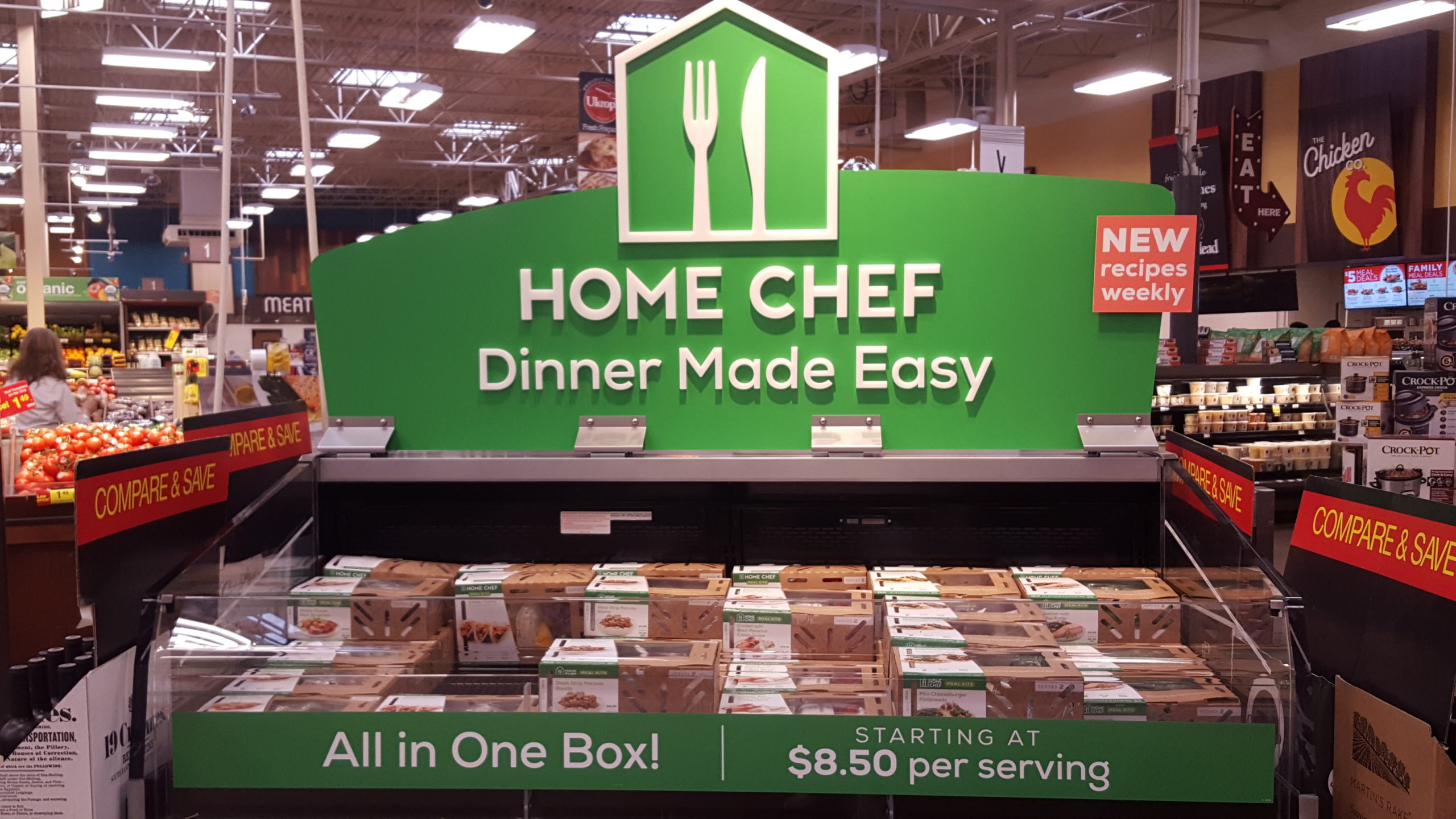 Does Your Kroger Have A Meal Kit Station?