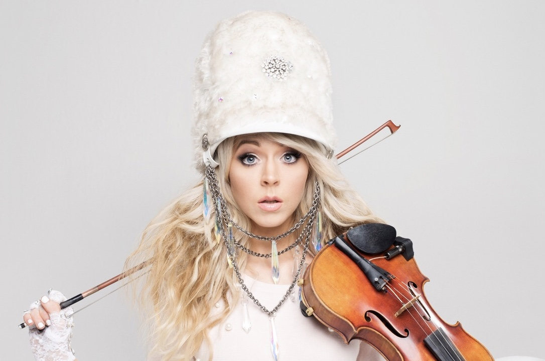 Lindsey Stirling Is The Spark You Need For The Holidays