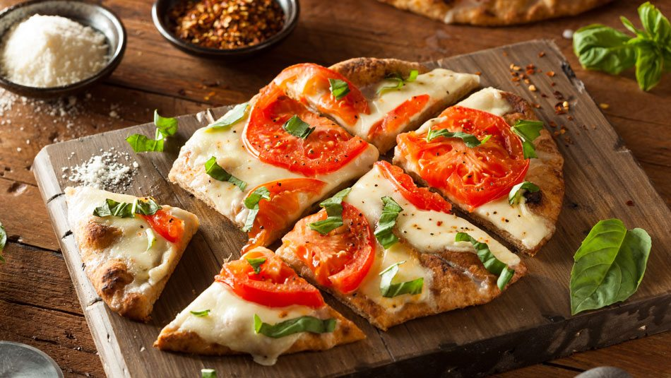 Pizzas With Pizzazz