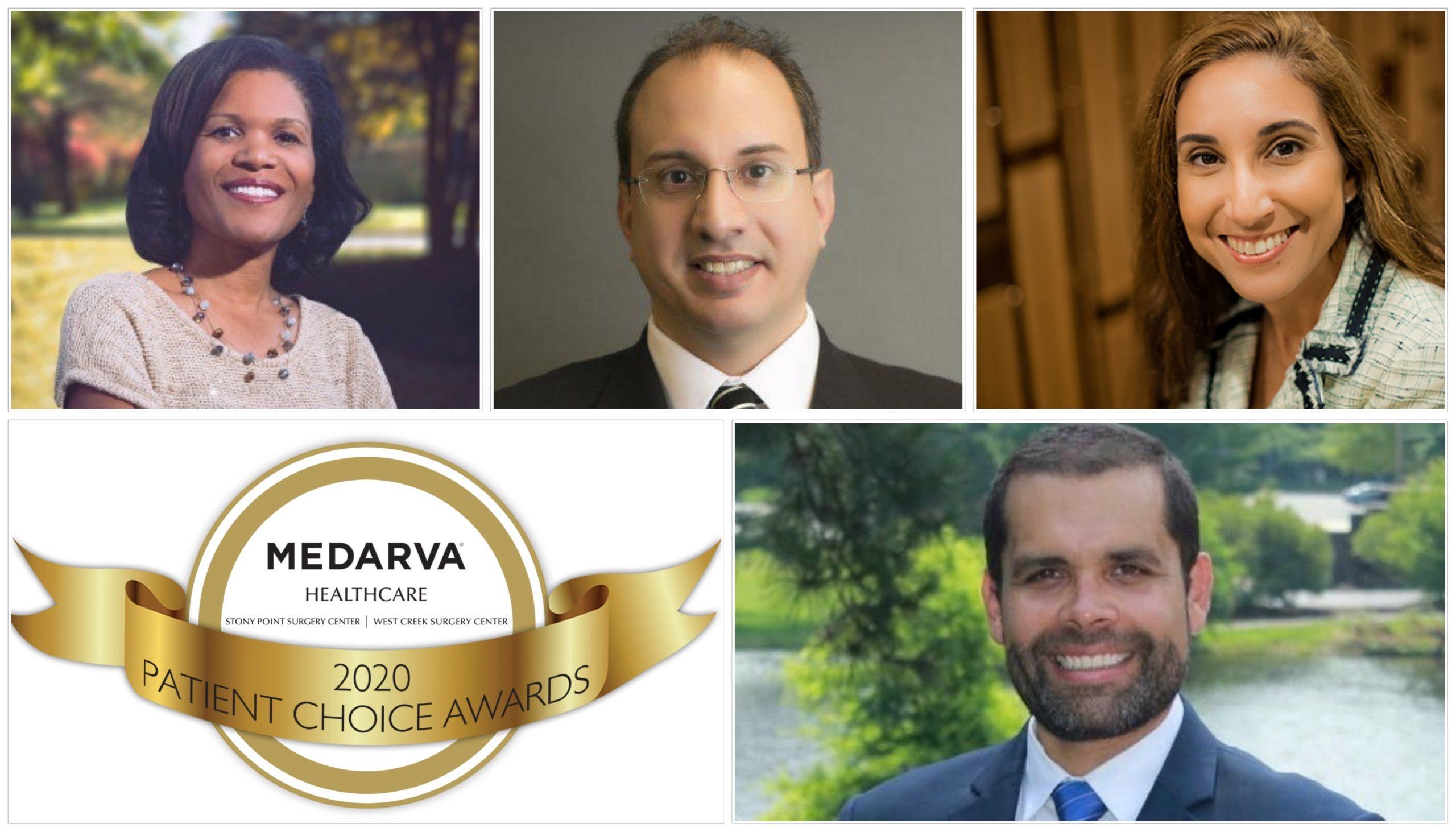 MEDARVA Announces Patient Choice Awards Recipients