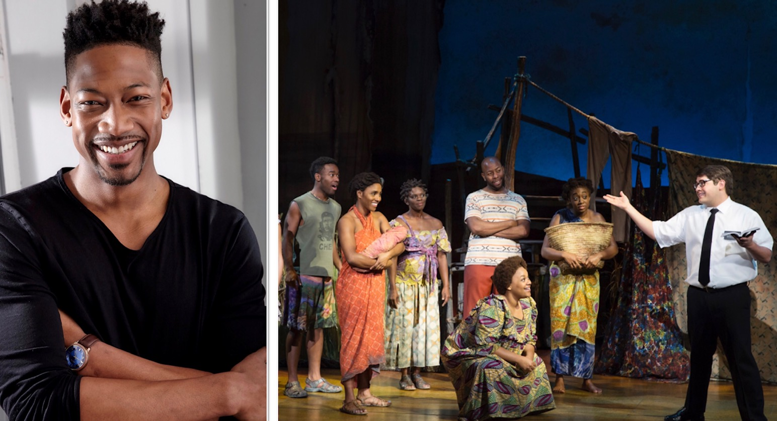 """VCUarts Grad Is Back In RVA – Performing In """"The Book Of Mormon"""""""