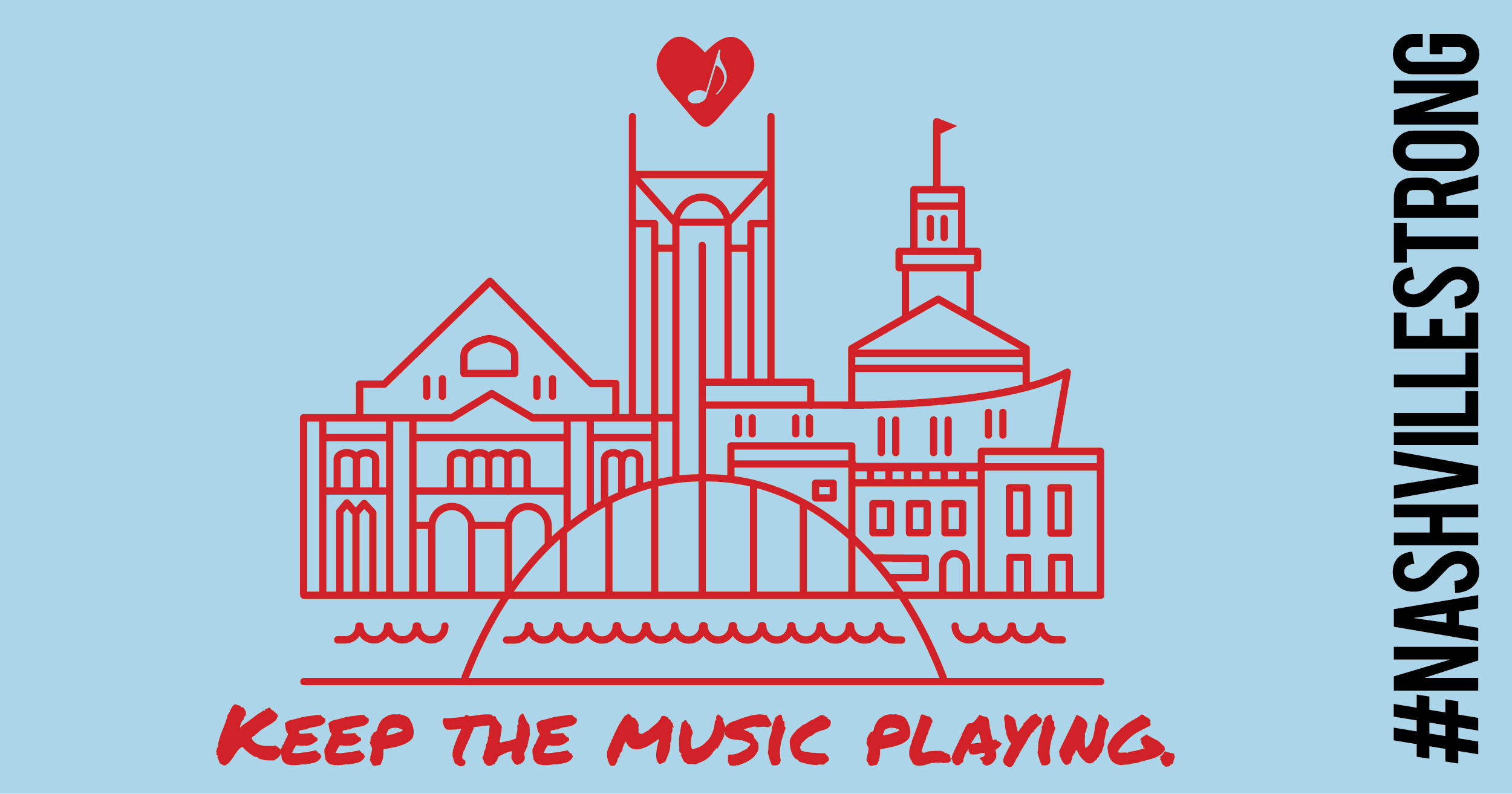 Make #NashvilleStrong By Supporting Efforts And Visiting Again Soon