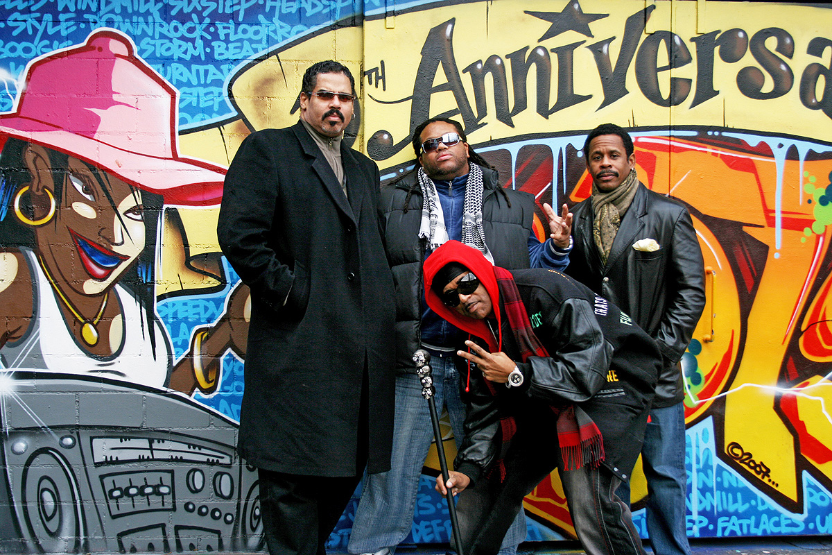 Are You Ready For The Sugarhill Gang On The Main Stage At The State Fair Of Virginia?