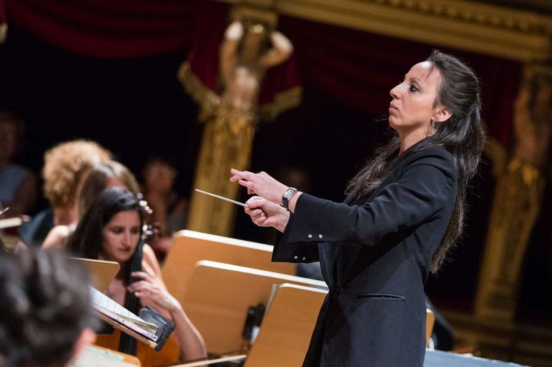 Welcome The New Music Director Of The Richmond Symphony Valentina Peleggi