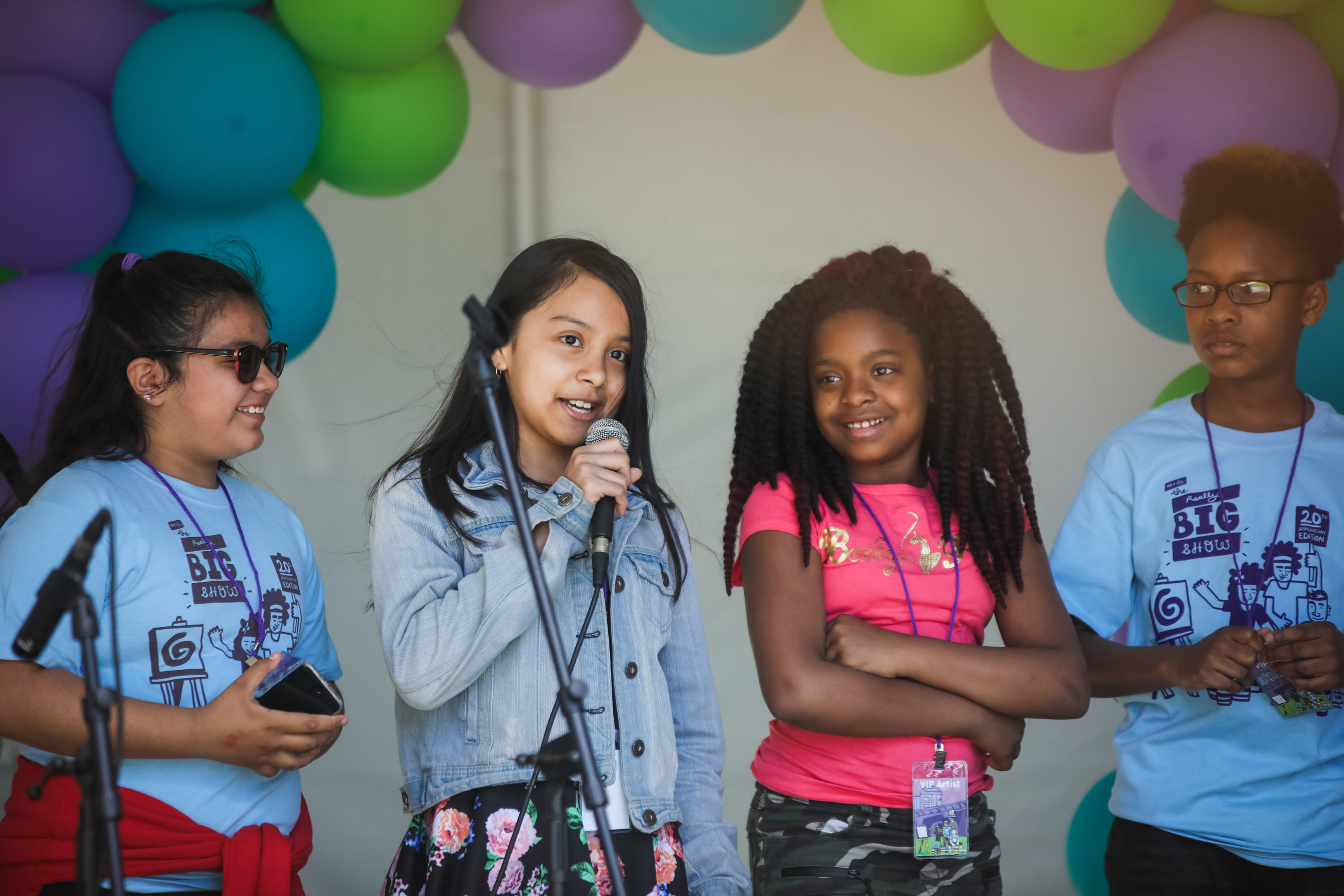 The Really Big Show Is A Community Block Party Celebrating Kids And The Arts