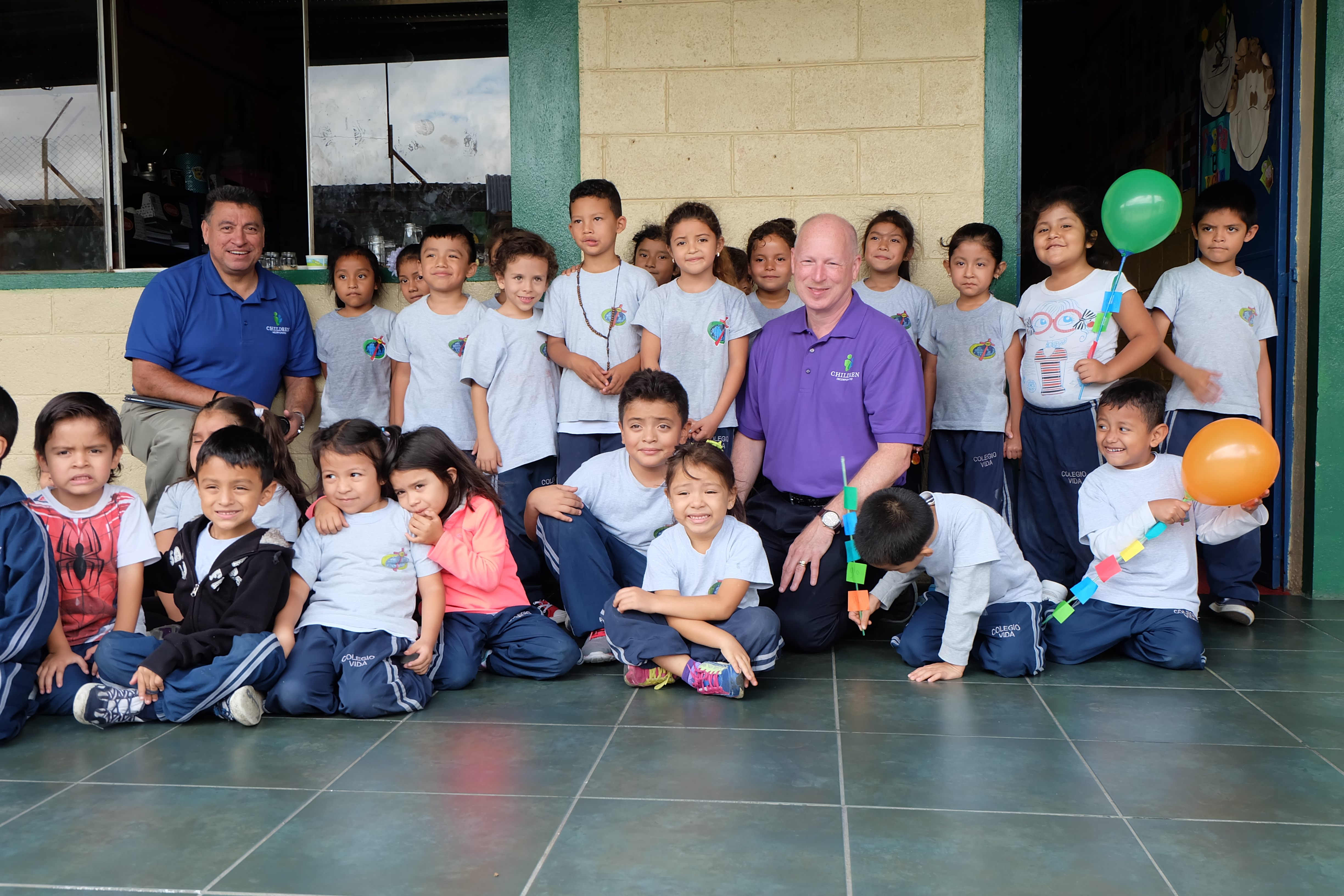 Nonprofit Is Committed To Kids In Richmond And All Over The World