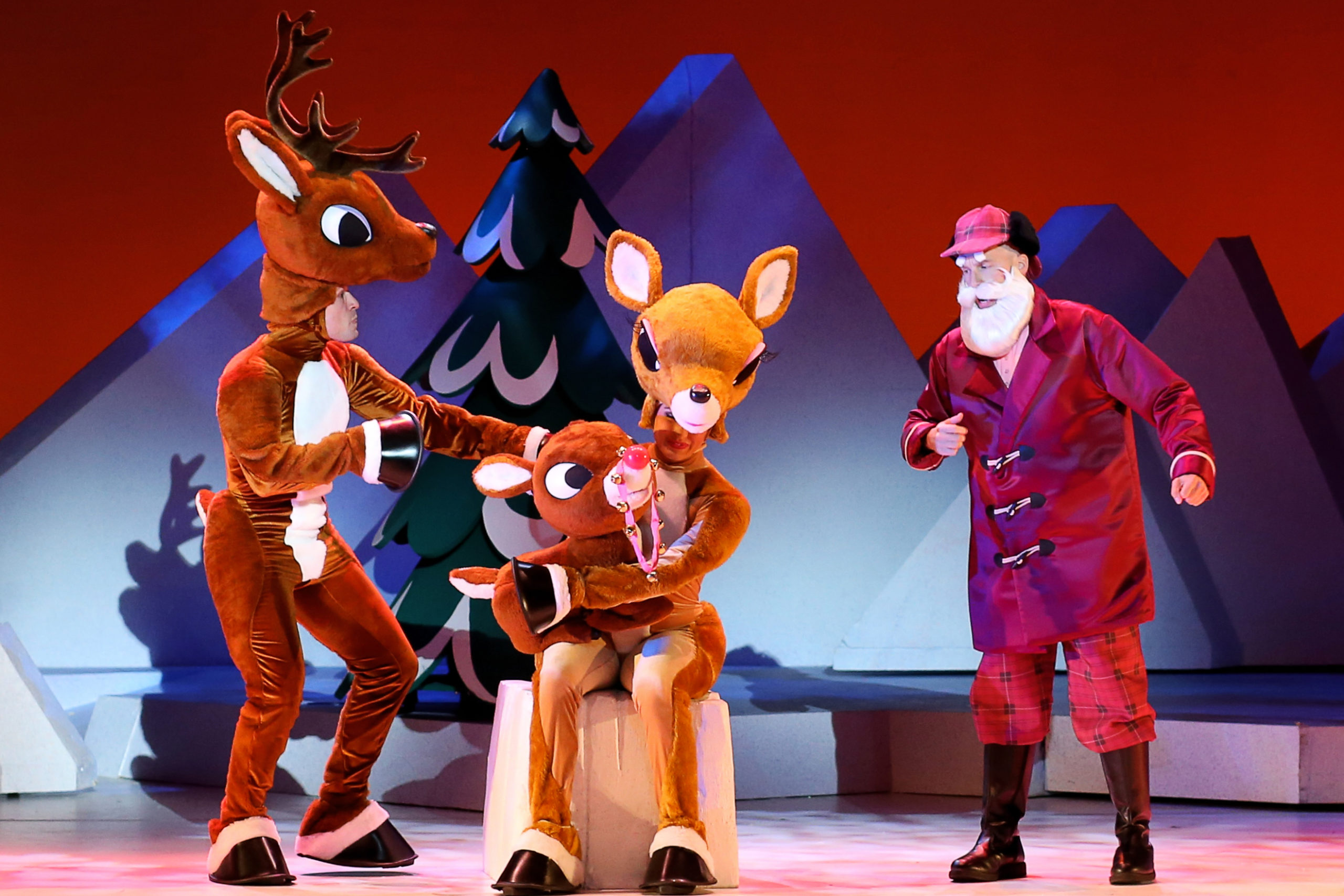 50 Fun Facts About Rudolph The Red-Nosed Reindeer