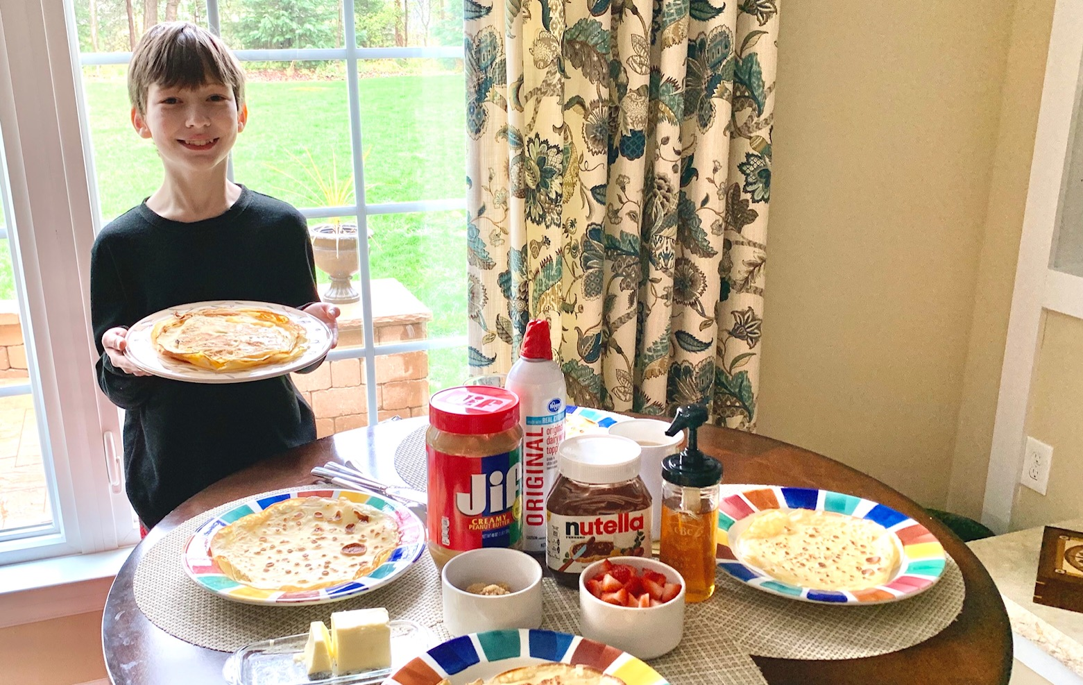 Margaret's Crêpes! A Family Favorite That's Easier Than You Think