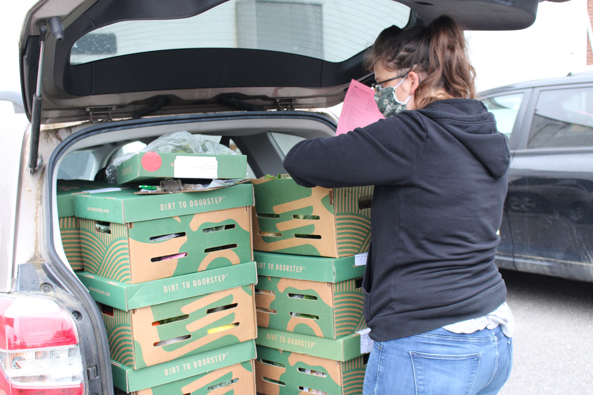 Services That Deliver Produce To Your Door In Hot Demand