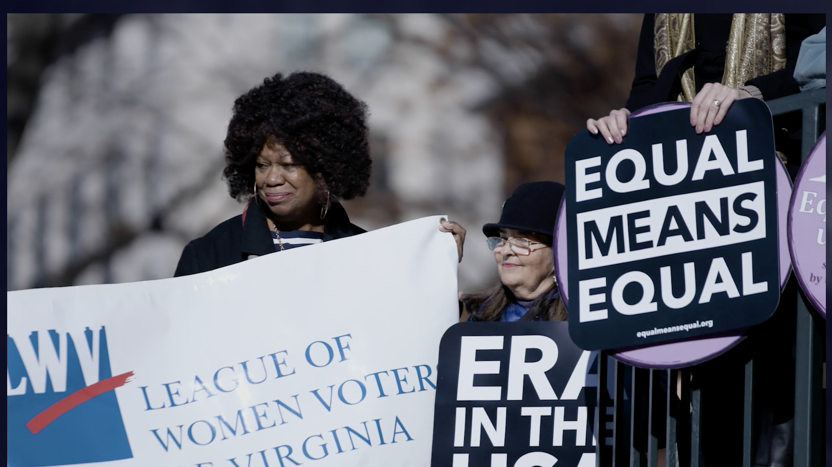 """""""These Things Can Be Done"""" Shares Untold Story Of Virginia Suffragists"""