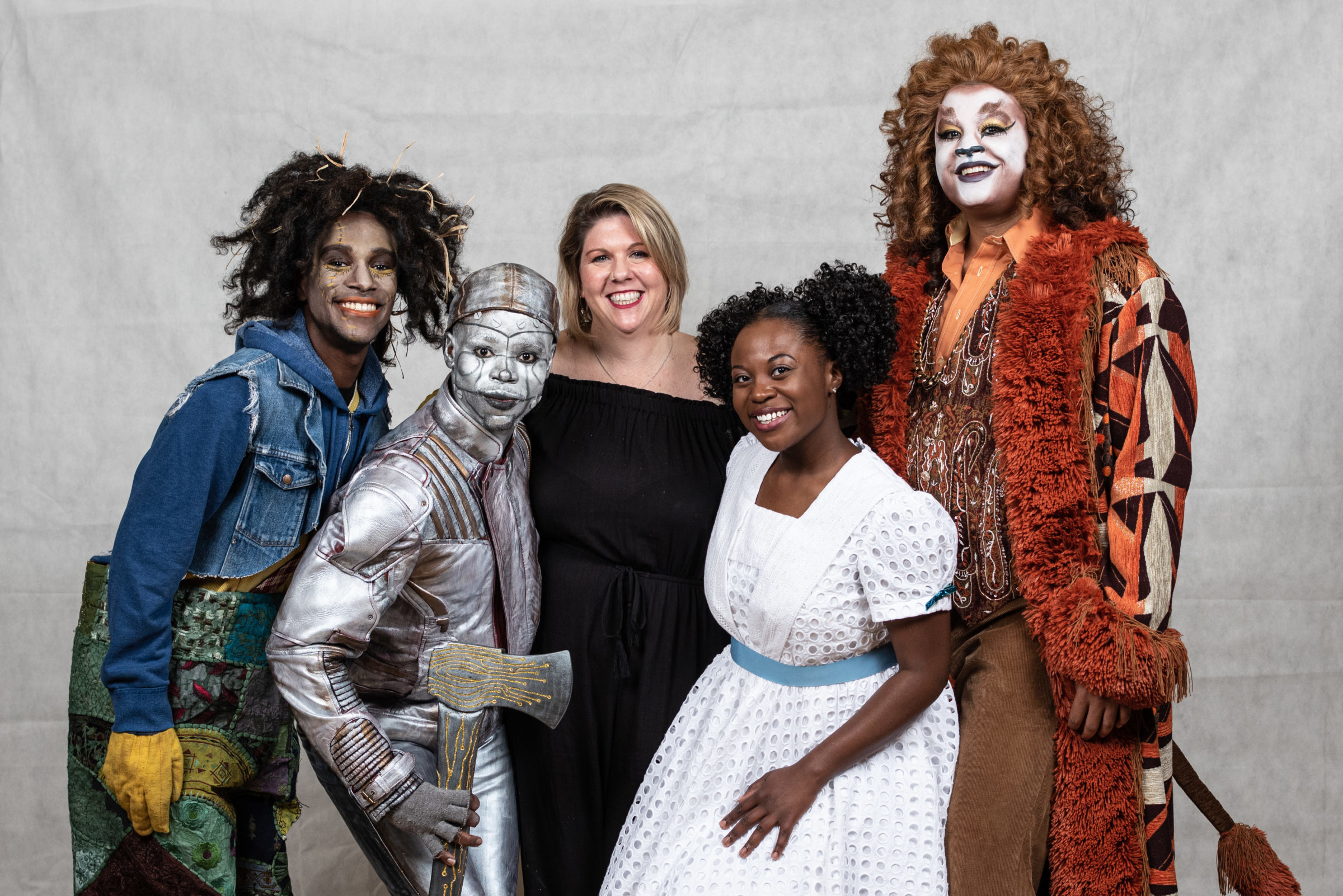 "Designer Explores Wonderful World Of Costumes For Virginia Rep's ""The Wiz"""