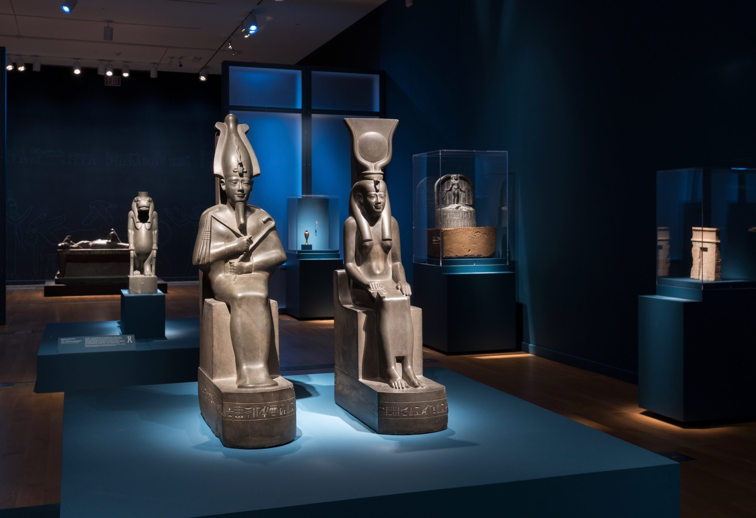 Families Have So Much To Discover At VMFA's Sunken Cities Exhibition