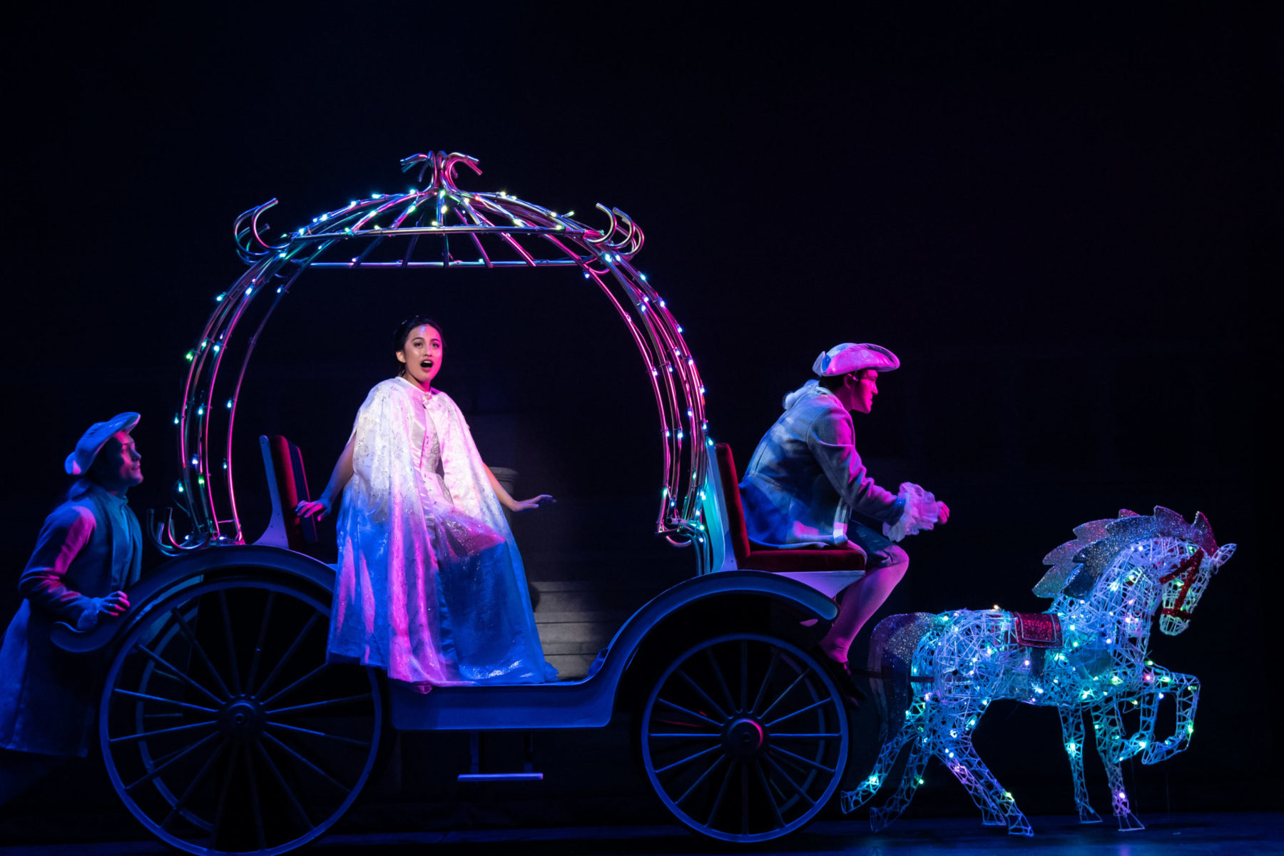 "Virginia Rep's ""Cinderella"" Brings The Magic With A Mix Of Realism"