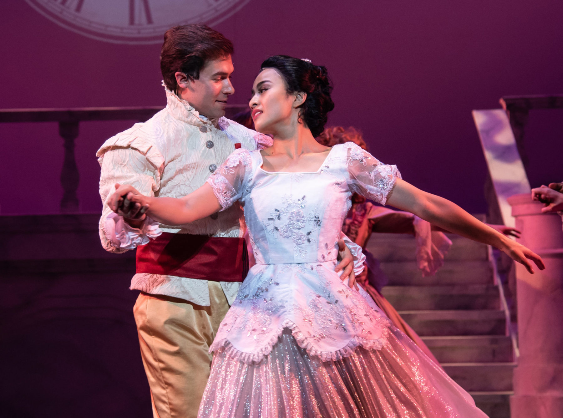 Updated Fairy Tale Features Same Beloved Songs, New Laughs, And A Cinderella Who Breaks The Mold