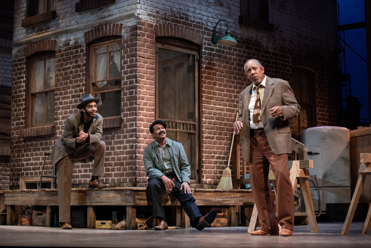 "Virginia Rep's ""Fences"" Is Powerful And Thought-provoking"