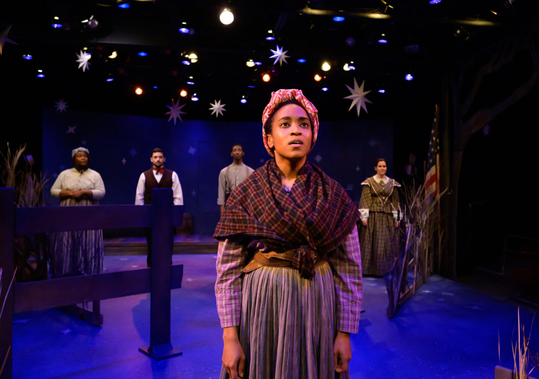 Virginia Rep's Harriet Tubman Is As Powerful As It Is Entertaining – And Ideal For Families