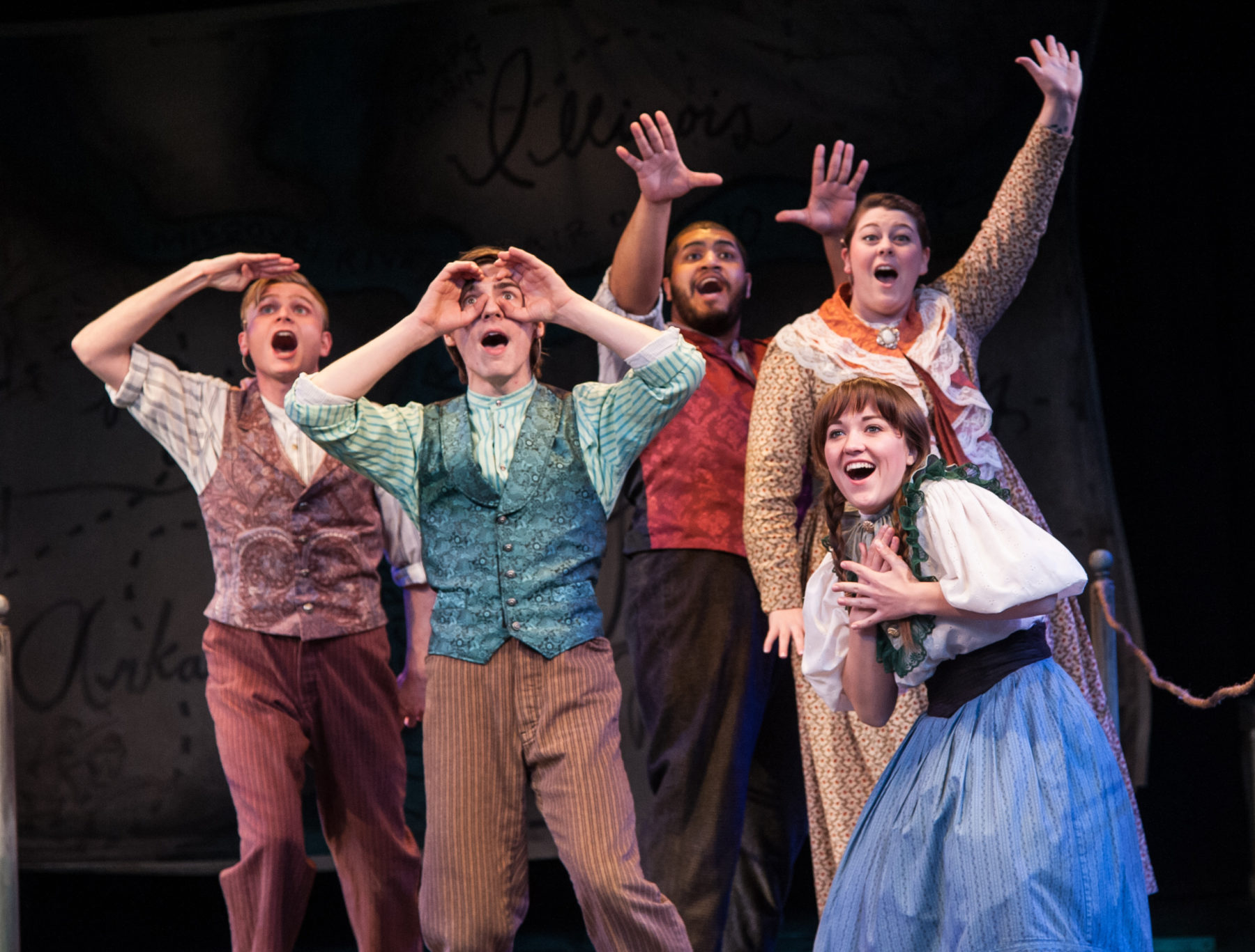 """Virginia Rep's """"Huck & Tom"""" Makes For A Mighty Entertaining Family Musical"""