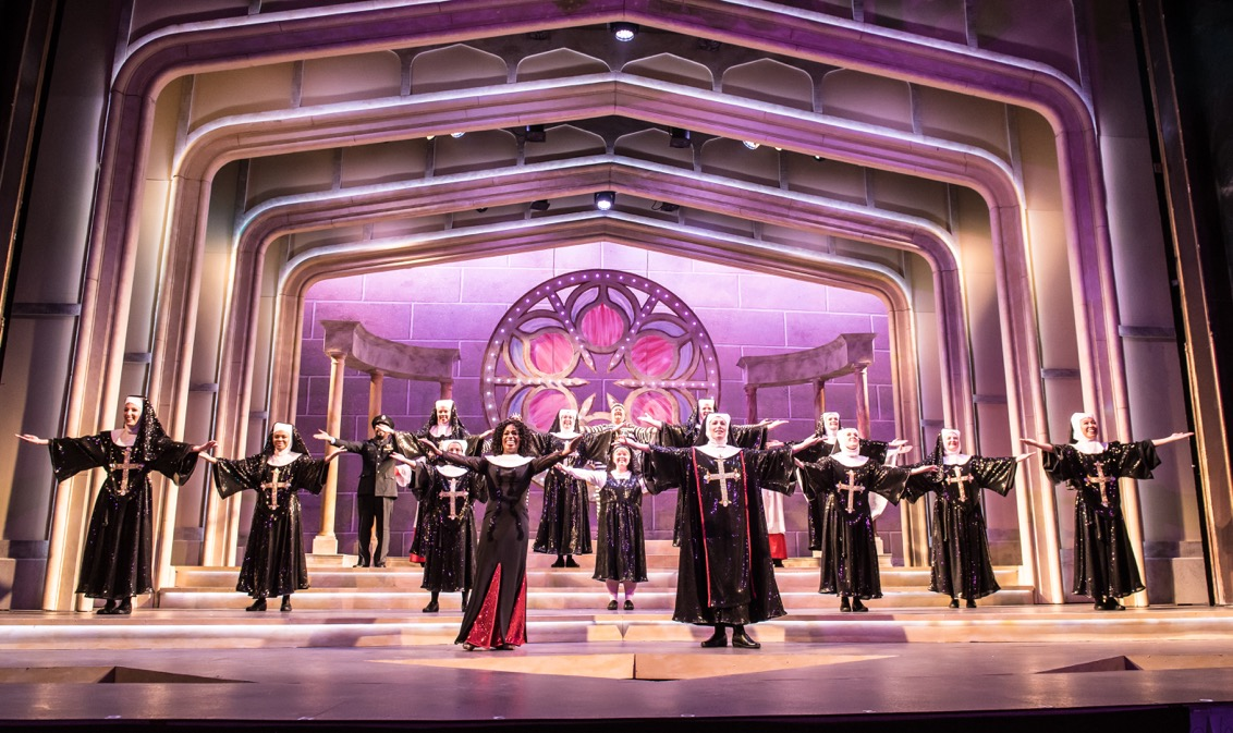 """Sister Act"" Hits Every Note Perfectly For Holiday Entertainment"