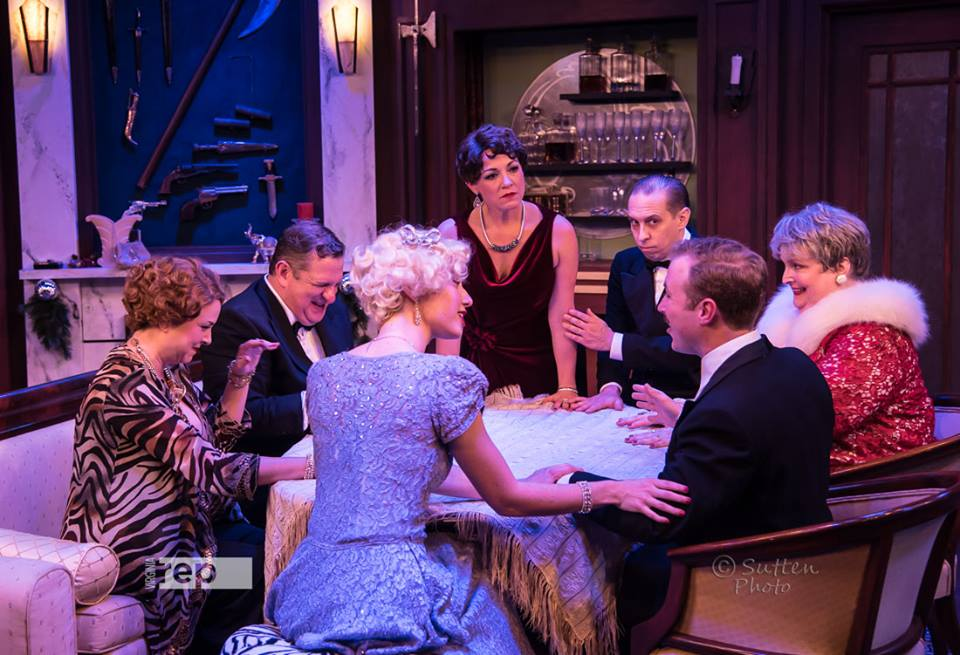 """""""The Game's Afoot…"""" Is A Talent-packed Holiday Hoot"""