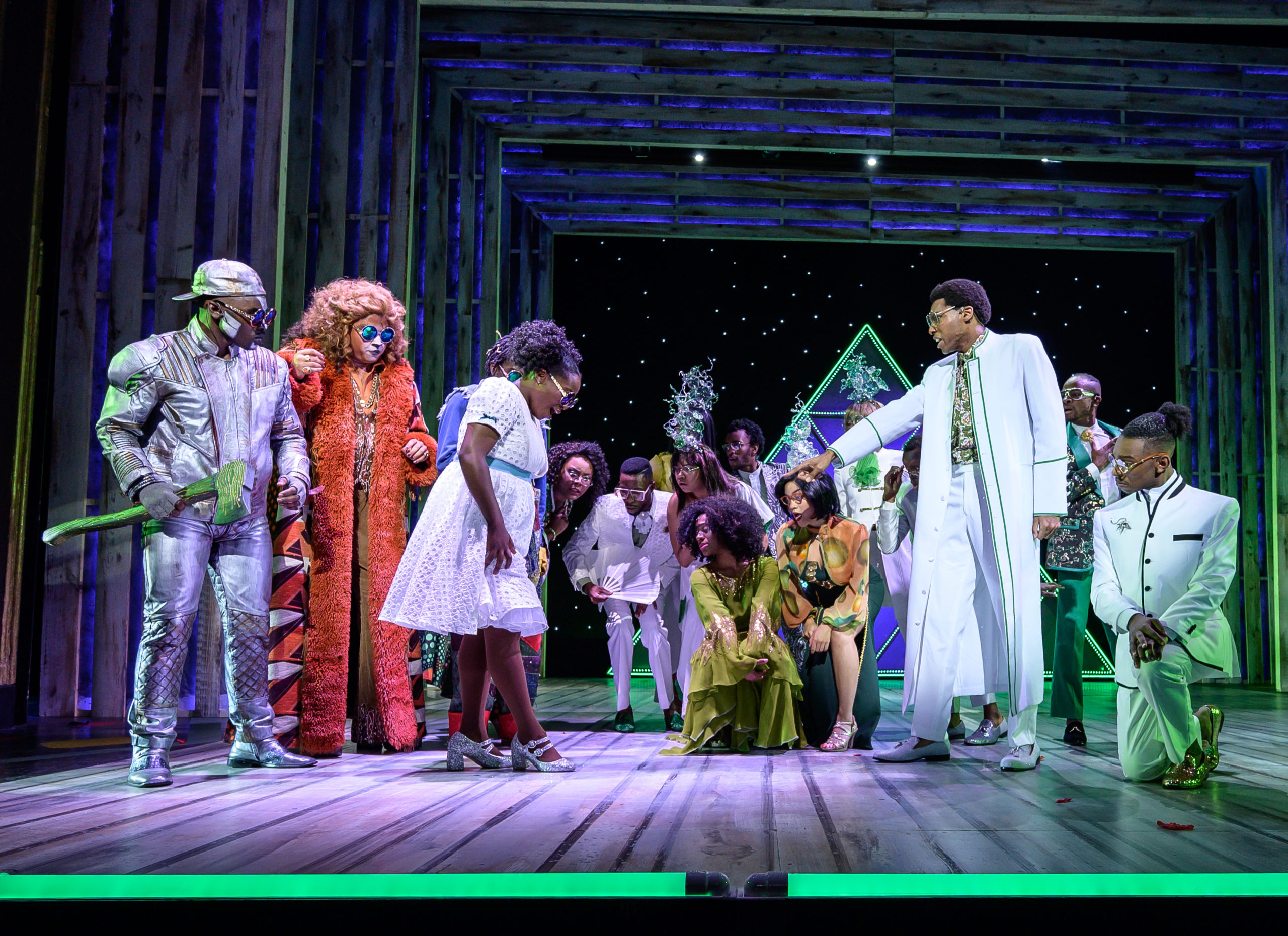"""Virginia Rep's """"The Wiz"""" Is A Wow! For Families And A Summer Must-See"""