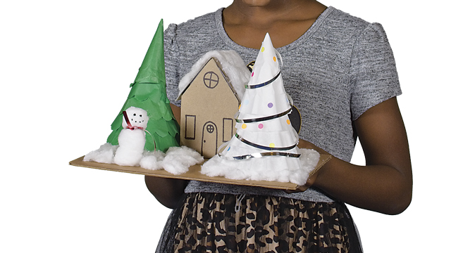 Create Your Own Holiday Village