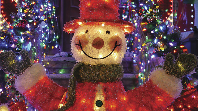 Merry & Bright Alright! Tacky Season's Greetings