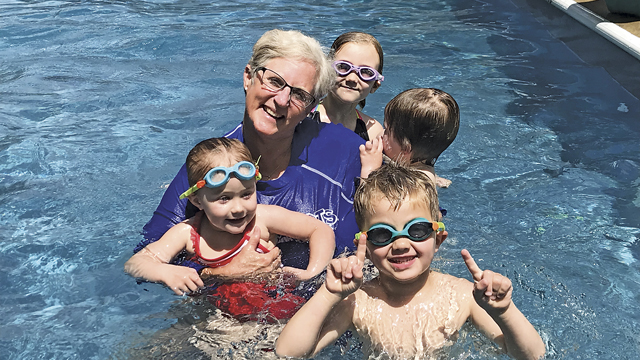8 Life Lessons From The Pool
