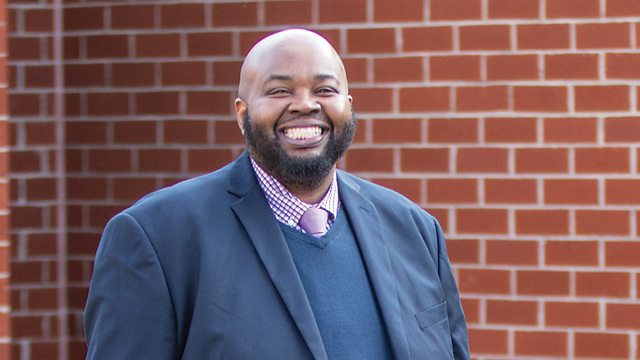 National Teacher Of The Year Rodney Robinson