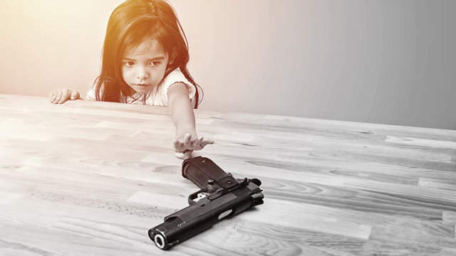 Gun Safety Begins At Home