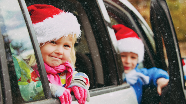 Holiday Safe-Driving Guide